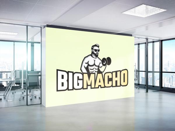 Sample branding #3 for Bigmacho