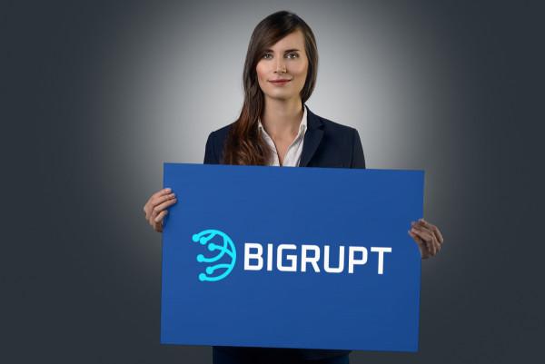 Sample branding #2 for Bigrupt