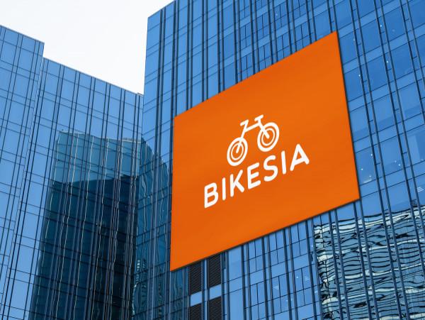 Sample branding #2 for Bikesia
