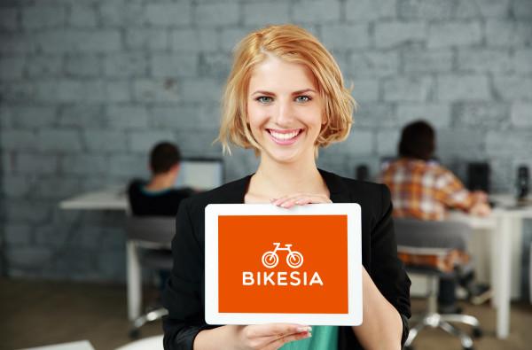 Sample branding #3 for Bikesia