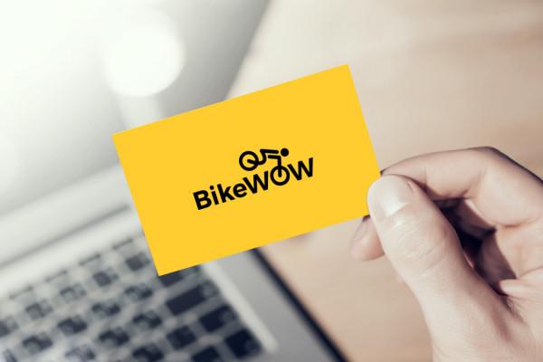 Sample branding #1 for Bikewow