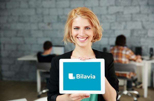 Sample branding #3 for Bilavia