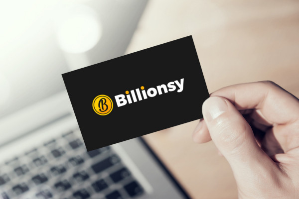 Sample branding #2 for Billionsy