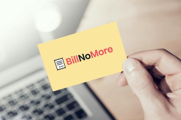 Sample branding #1 for Billnomore