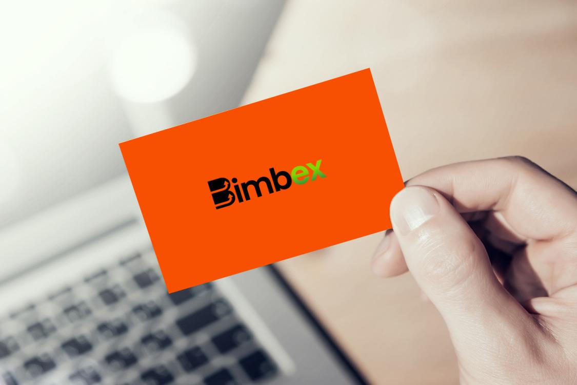 Sample branding #2 for Bimbex