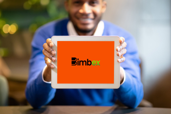 Sample branding #3 for Bimbex