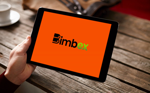 Sample branding #2 for Bimbex