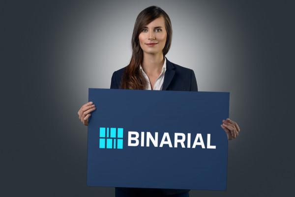 Sample branding #2 for Binarial