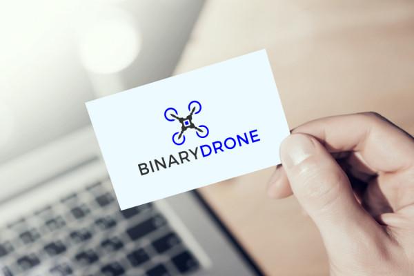 Sample branding #3 for Binarydrone