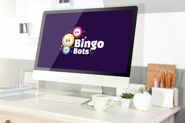 Sample branding #3 for Bingobots