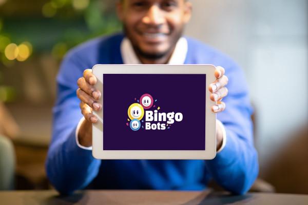 Sample branding #2 for Bingobots