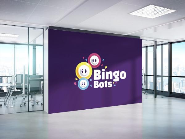 Sample branding #1 for Bingobots