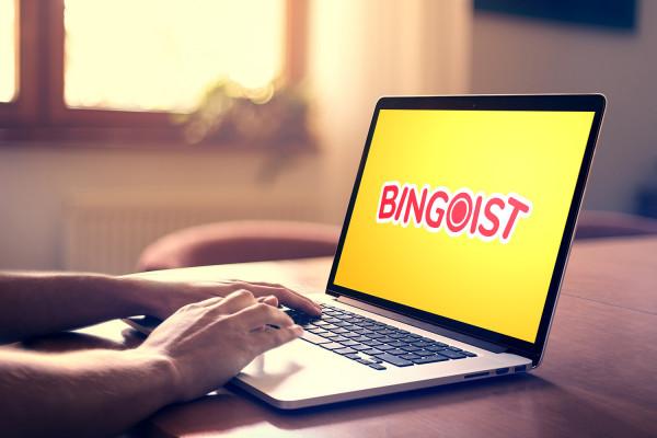 Sample branding #1 for Bingoist