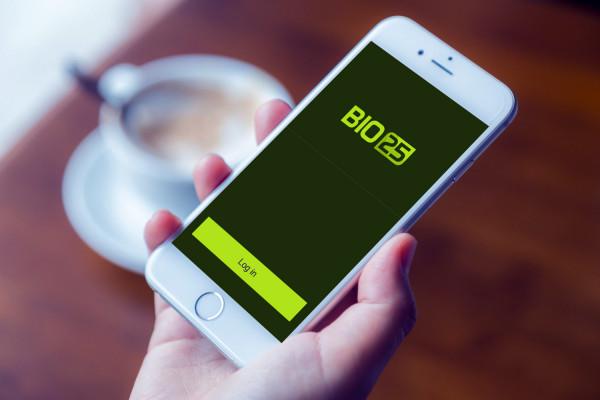Sample branding #3 for Bio25