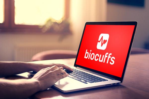 Sample branding #3 for Biocuffs