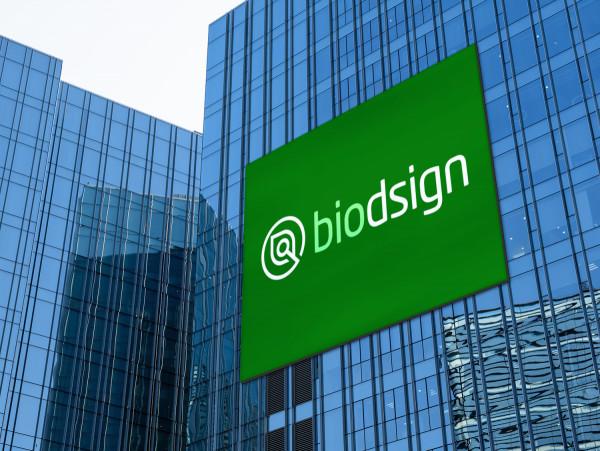Sample branding #3 for Biodsign