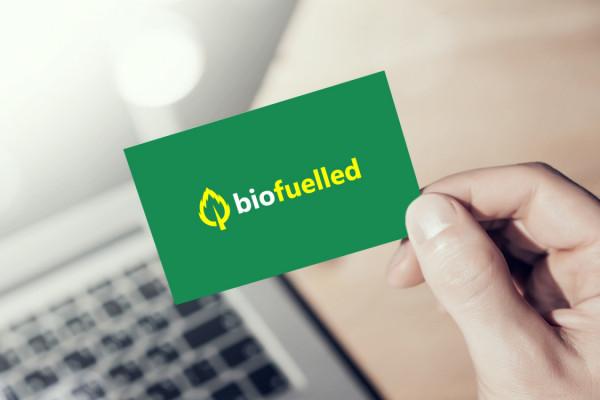 Sample branding #2 for Biofuelled
