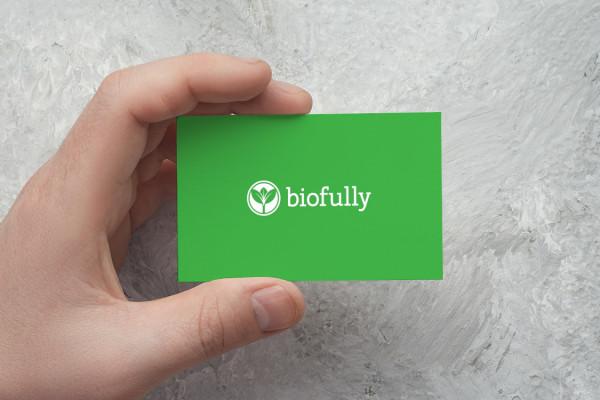 Sample branding #1 for Biofully