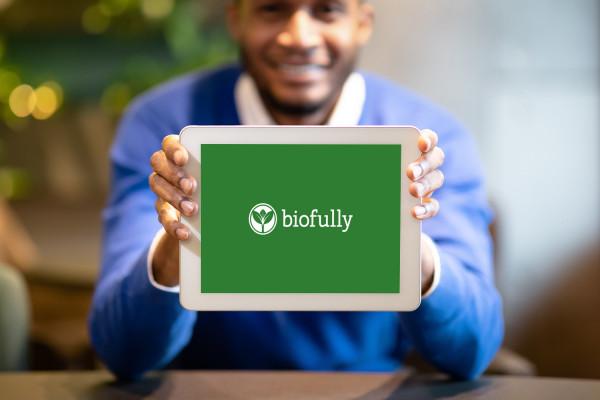 Sample branding #3 for Biofully