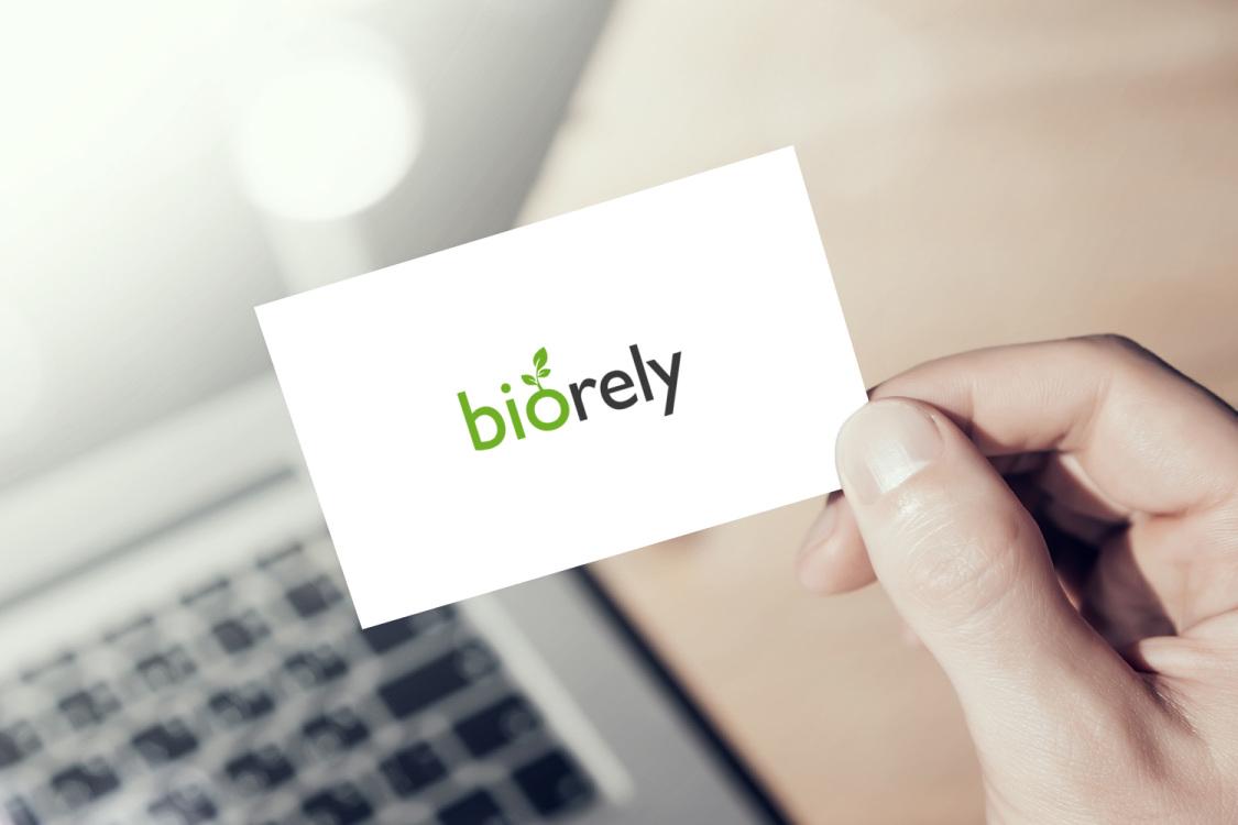 Sample branding #2 for Biorely