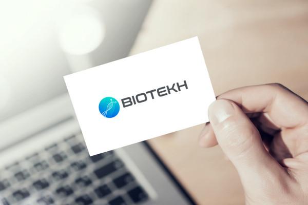 Sample branding #2 for Biotekh