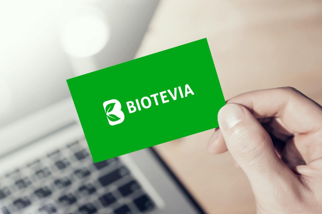 Sample branding #3 for Biotevia