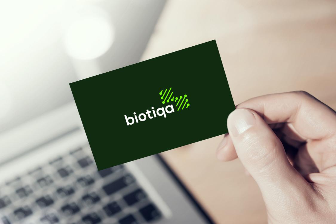 Sample branding #1 for Biotiqa