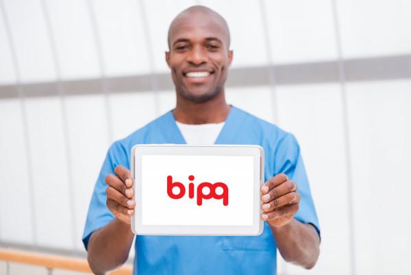 Sample branding #2 for Bipq
