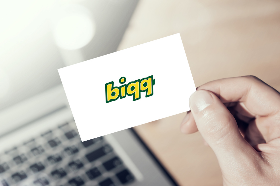 Sample branding #3 for Biqq