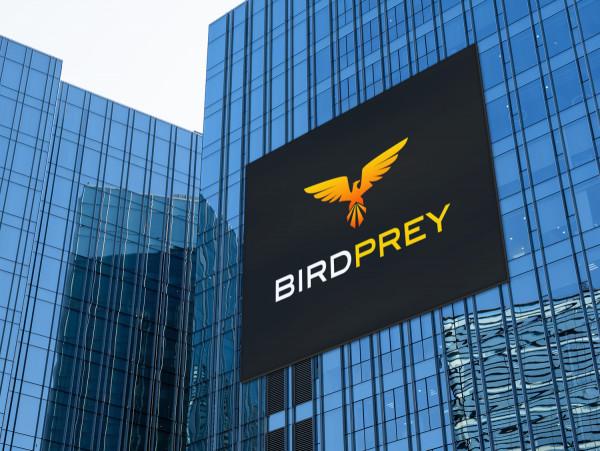 Sample branding #2 for Birdprey