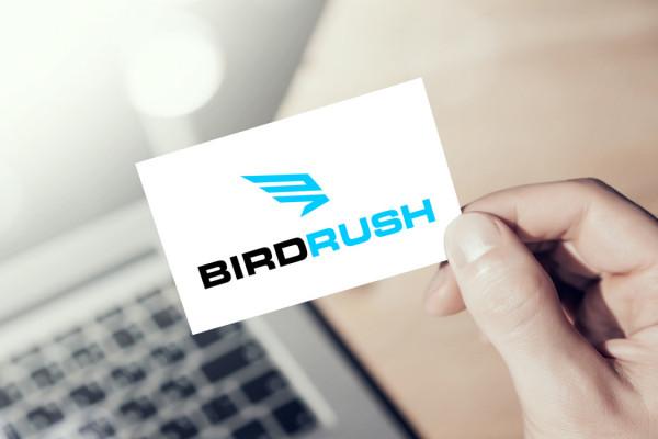 Sample branding #3 for Birdrush