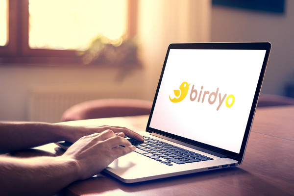 Sample branding #1 for Birdyo