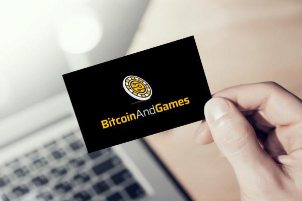 Sample branding #2 for Bitcoinandgames