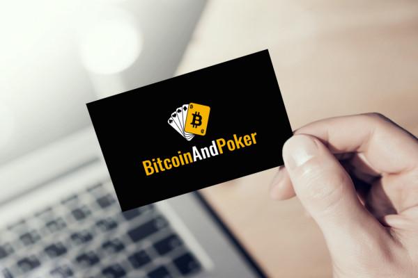 Sample branding #1 for Bitcoinandpoker