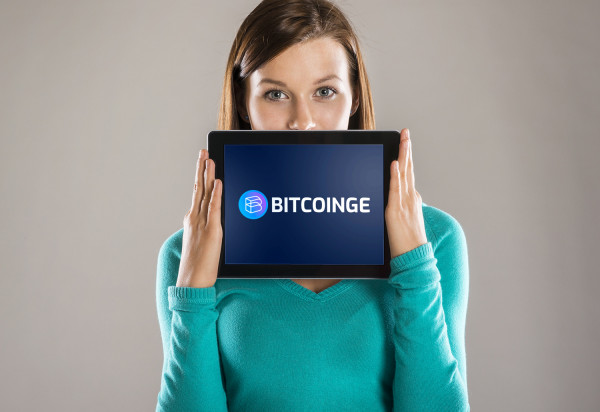 Sample branding #2 for Bitcoinge