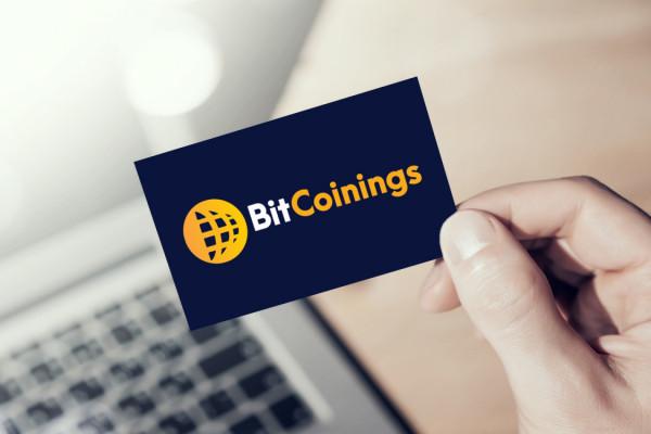 Sample branding #3 for Bitcoinings