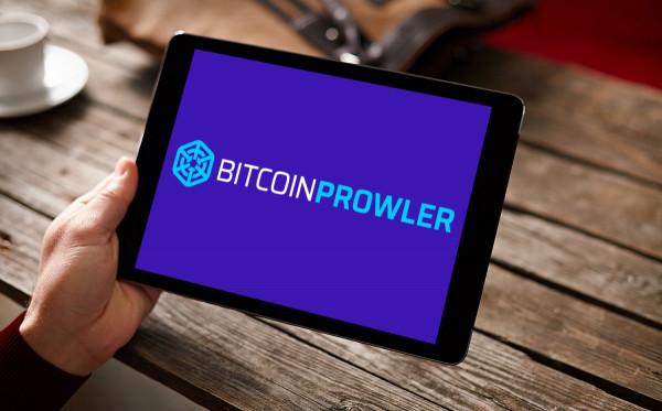 Sample branding #2 for Bitcoinprowler