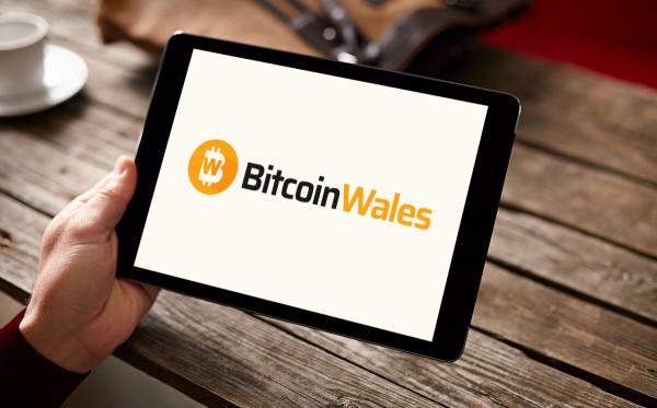 Sample branding #2 for Bitcoinwales