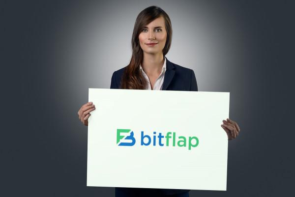Sample branding #1 for Bitflap