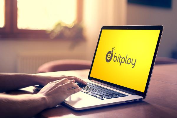 Sample branding #2 for Bitploy