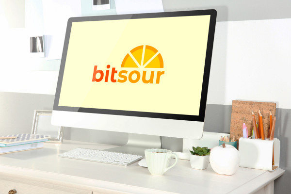 Sample branding #3 for Bitsour