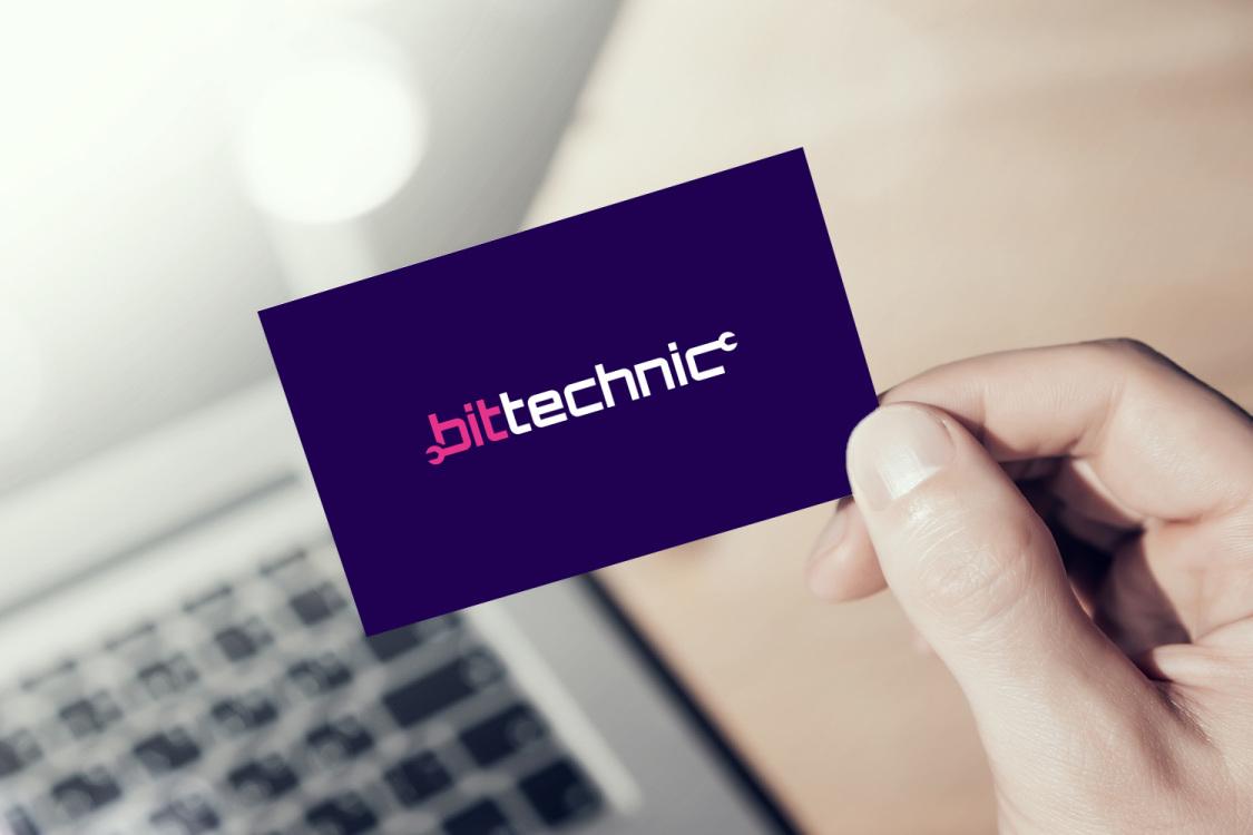 Sample branding #3 for Bittechnic