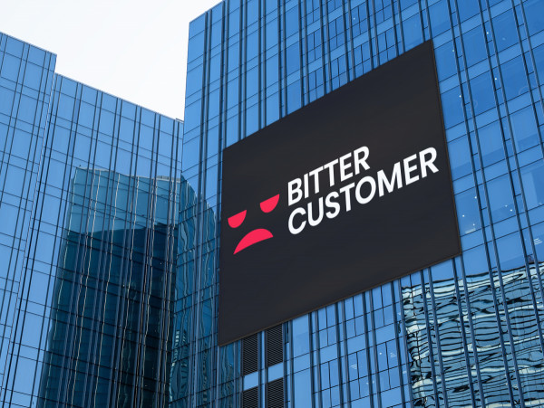 Sample branding #2 for Bittercustomer