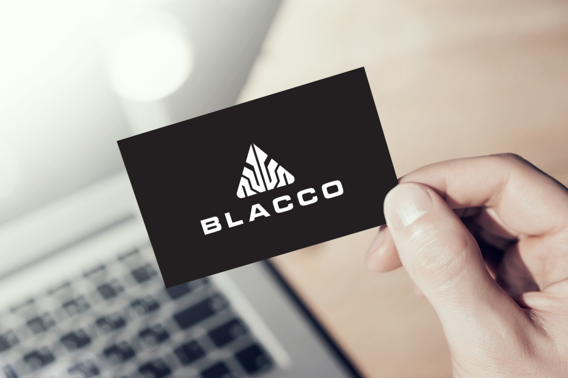 Sample branding #2 for Blacco