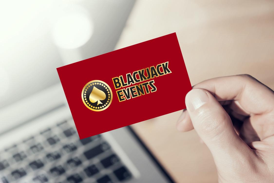 Sample branding #1 for Blackjackevents