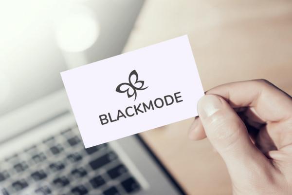 Sample branding #1 for Blackmode