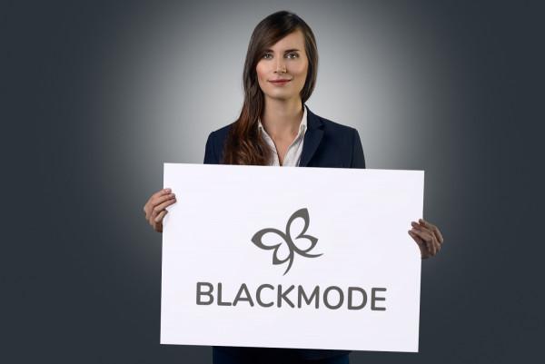Sample branding #3 for Blackmode