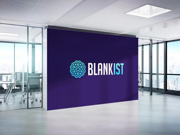 Sample branding #1 for Blankist