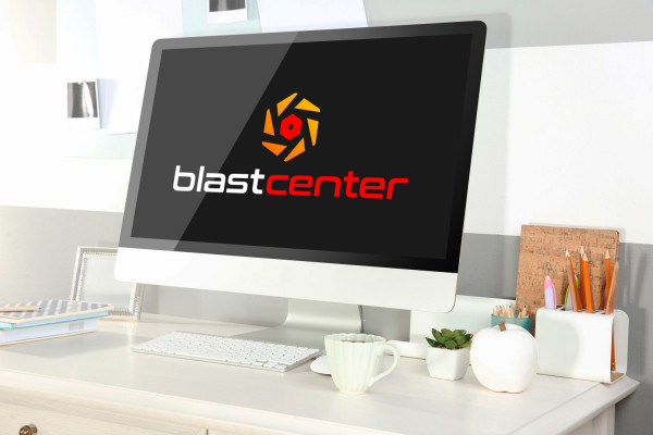 Sample branding #2 for Blastcenter