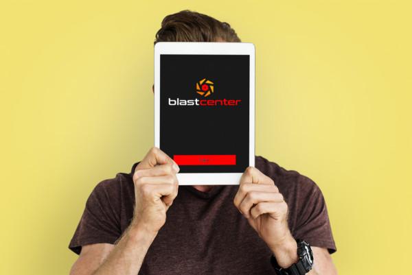 Sample branding #1 for Blastcenter